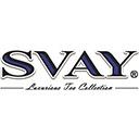 Чай Svay Крупнолистовой SVAY  -  это  инновационный премиальный чай, представленный на рынок в октябре 2007 года. Этот чай ориентирован на два сегмента: для HoReCa создана изысканная коллекция порционного ароматизированного чая в уникальных шелковых пирамидках для чайника и пакетиках для чашек в саше; для рынка Retail ...