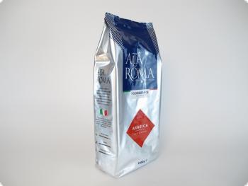 Кофе в зернах Alta Roma Arabica (Альта Рома Арабика)  1 кг, вакуумная упаковка