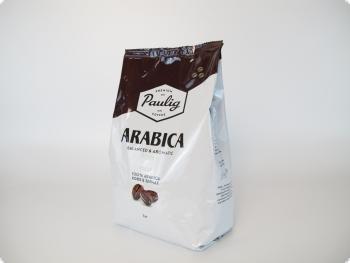 Кофе в зернах Paulig Arabica (Паулиг Арабика)  1 кг, вакуумная упаковка