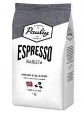 Кофе в зернах Paulig Barista (Паулиг Бариста)  1 кг, вакуумная упаковка