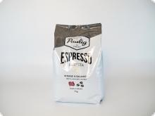 Кофе в зернах Paulig Barista (Паулиг Бариста), 1 кг, вакуумная упаковка