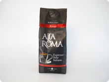 Кофе в зернах  Alta Roma Rosso (Альта Рома Россо), 1 кг, вакуумная упаковка