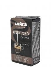 Кофе молотый Lavazza Espresso (Лаваца Эспрессо)  250 г, вакуумная упаковка