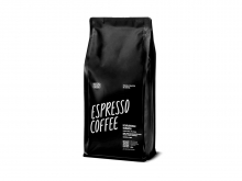 Акция кофе молотый Tasty Coffee Итальянская обжарка (Тейсти кофе ) 1 кг, вакуумная упаковка