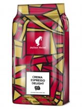 Кофе в зернах Julius Mainl Crema Espresso Delight (Юлиус Майнл Крема Эспрессо Делайт) 1 кг, вакуумная упаковка