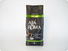 Кофе в зернах Alta Roma Verde (Альта Рома Верде), 1 кг, вакуумная упаковка